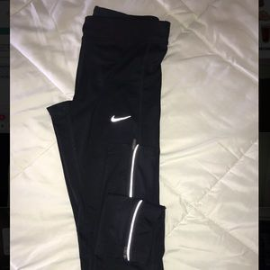 Nike Dri-fit black leggings
